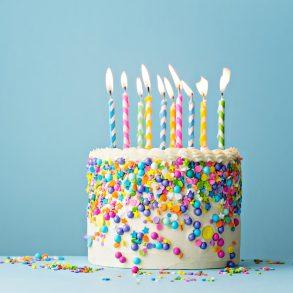 Un cumpleaños diferente